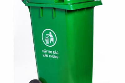 Thùng rác HDPE và Composite 240 lít